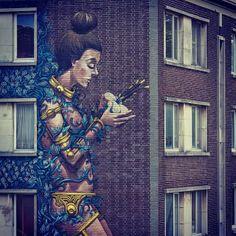 Urban Artists Volume 10 // Street Art on Mr Pilgrim