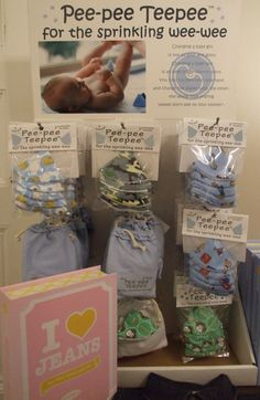 the famous Pee-Pee Teepee is a must have for baby boys makes a great baby gift