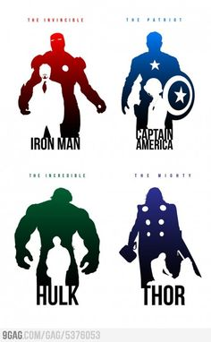 The Avengers. If this is a poster...need that.