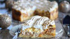 Tradisjonsrik multekake: Multer i himmelseng | Godt.no Great Recipes, Cake Recipes, Picnic, Food And Drink, Pie, Cookies, Baking, Desserts, Store