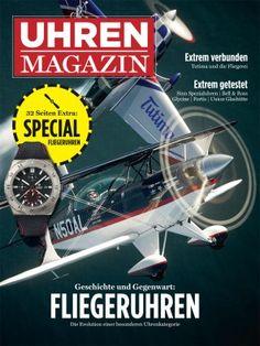 Download: Großes Fliegeruhren-Special