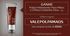 Escolha seu brinde!! Acima de R$ 150,00 no site www.rede.natura.net/espaco/crismarcelino. Cupom até 30.05 #natura #red #redenatura  #maquiagemnatura #love  #namorados #promocao  #presente