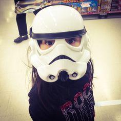 My trooper