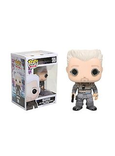 Funko Ghost In The Shell Pop! Movies Batou Vinyl Figure,