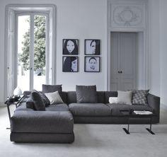Zrobieni na szaro!  #sofa #vibieffe #italian #taste #internoitaliano