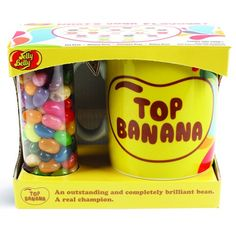 Jelly belly 10 flavor sugar free gift box gift ideas food top banana jelly belly gift box from personalised gifts shop only 995 negle Gallery