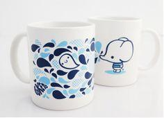 http://www.flickr.com/photos/urmycherrypie/4209303712/sizes/o/in/photostream/  Bukubuku x Poketo mug