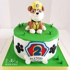 """Résultat de recherche d'images pour """"cake paw patrol rubble"""""""