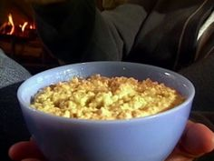 Steel Cut Oatmeal from FoodNetwork.com