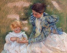 Mary Cassatt Most Famous Paintings | Art Reproductions & Canvas Prints of Famous Paintings