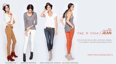 Great outfits, love Rag N Bone Pants!!