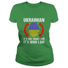 Ukrainian Its Who I Am - Mens T-Shirt by American Apparel  #gift #ideas #Popular #Everything #Videos #Shop #Animals #pets #Architecture #Art #Cars #motorcycles #Celebrities #DIY #crafts #Design #Education #Entertainment #Food #drink #Gardening #Geek #Hair #beauty #Health #fitness #History #Holidays #events #Home decor #Humor #Illustrations #posters #Kids #parenting #Men #Outdoors #Photography #Products #Quotes #Science #nature #Sports #Tattoos #Technology #Travel #Weddings #Women