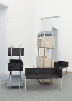 kommode by sebastian schönheit.   independent storage design, Möbel