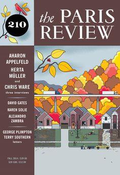 The Paris Review No. 210, Fall 2014