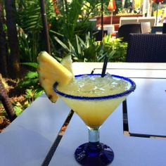 Tasty Margaritas in the sunshine at Tequila Bar & Grille #SanDiego #margaritas #cocktails