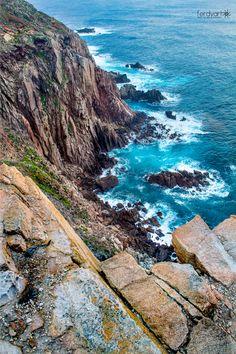 Capo Sandalo, #carloforte #sardegna #isolasanpietro #girotonno #mare #landscape #sea #seascape #paesaggi #marepulito #acqua cristallina