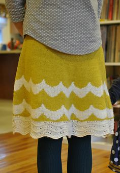 Ravelry: Project Gallery for Between the clouds pattern by motoko takahashi