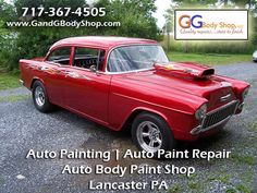 http://gandgbodyshop.com/paint.html In Lancaster PA, G&G Body Shop is a trusted auto paint repair shop, with over 34 years of experience in auto painting.  Whether your car has a little scratch or needs a major restoration, we can make your car look like new.  G&G is a trusted, full service auto body repair shop that offers free estimates, plus all work is 100% guaranteed.  Call us today 717-367-4505. https://www.youtube.com/channel/UCVG1w4S4YfXDf5b2Z-XHIJA