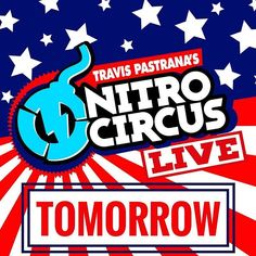 Nitro Circus is TOMORROW but it's not too late to get tickets! Check out their website HERE http://ift.tt/28QTe9g and we'll see you soon! #extreme #daredevil