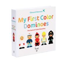 My First Colour Dominoes Game - Trouva