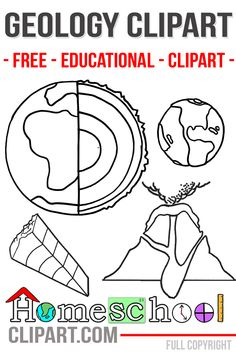 FREE Geology Clipart