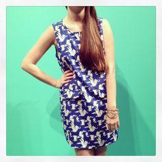 New Arrivals :: Pretty Pony Tunic Dress, $66 xoxo