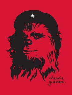 Chewbacca Guevara