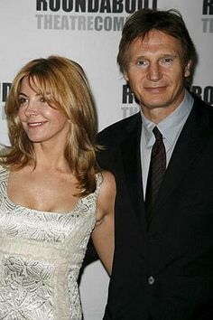 Liam Neeson Wife | Natasha Richardson is dying photo 1