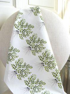 maidenhair fern fabric