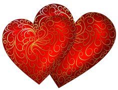 Transparent Hearts Picture
