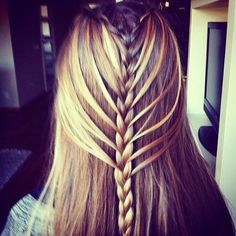Waterfall Braid <3 #TartCollections
