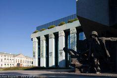 Pomnik - Sąd Najwyższy - Pałac Krasińskich (absolutnie świetne zdjęcia i materiały: http://fotopolska.eu/Warszawa/u80687,pl_Krasinskich.html)