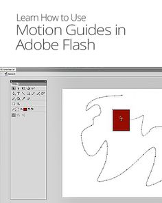 How to Use Motion Guides in Adobe Flash