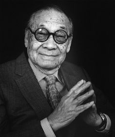 I.M. Pei — designed the Carl C. Icahn Center for Science and Paul Mellon Arts Center on the Choate Campus.