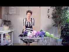 Floristry Tutorial: The Fundamentals of Colour in Floral Designs - YouTube