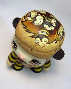 Custom Mini Qee by 64Colors