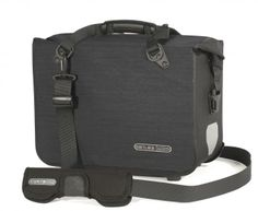 Fahrradaktentasche - Office-Bag L, QL2 |  Maße: H 30 x B 40 x T 10 cm. Gewicht: 1470 g. Volumen: 13 l | #Unterwegs
