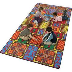 Kids Game Rug Awesome For A Play Room! | Home | Pinterest | Carpets, Kid  And The Two