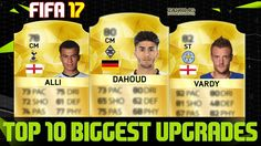 FIFA 17 | TOP 10 PLAYERS BIGGEST UPGRADES RATINGS PREDICTION | FT. VARDY, ALLI, KANTE...etc - http://tickets.fifanz2015.com/fifa-17-top-10-players-biggest-upgrades-ratings-prediction-ft-vardy-alli-kante-etc/ #FIFA17