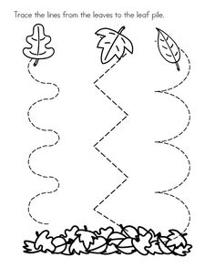 Fun Fall Crafts, Chestnuts Halloween Decorations and Craft Ideas for KidsFun fall crafts batsFall Crafts Trace The LineFall Crafts Trace The Line See the category to find more printable coloring sheets. Fall Preschool Activities, Homeschool Kindergarten, Free Preschool, Preschool Printables, Preschool Worksheets, Preschool Learning, Preschool Crafts, Montessori Education, Easter Crafts