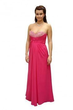 Gala Abendkleid aus Chiffon
