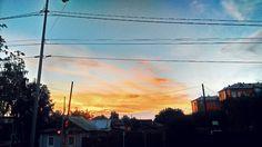 sunrise  Tyumen,Russia INSTAGRAM @janusz.dar