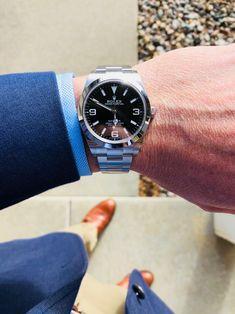 First Rolex - Explorer 214270 mkii Rolex Submariner No Date, Rolex Gmt, Rolex Watches, Rolex Datejust, Rolex Daytona, Rolex Vintage, Rolex Explorer Ii, Ford Explorer, Monochrome Watches