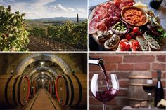 The Beauty of Tuscany's Wine Country