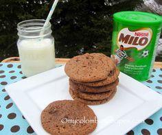 Galletas de Milo (Milo Cookies)