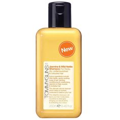 TommyGuns Jasmine and Wild Nettle Shampoo 250ml - Pack of 2 >>> Check out this great product.