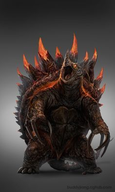 fantasy illustrations creatures - Yahoo Image Search Results