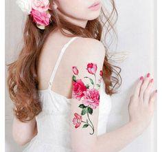 Un bras girly et romantique