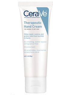 Free CERAVE THERAPEUTIC HAND CREAM Giveaway Noon EST Today