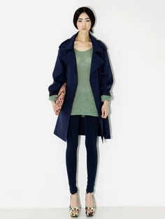 New #korean #coats and #clothes #fashion for Korean fashion and style, go to www.koreanfashionista.com